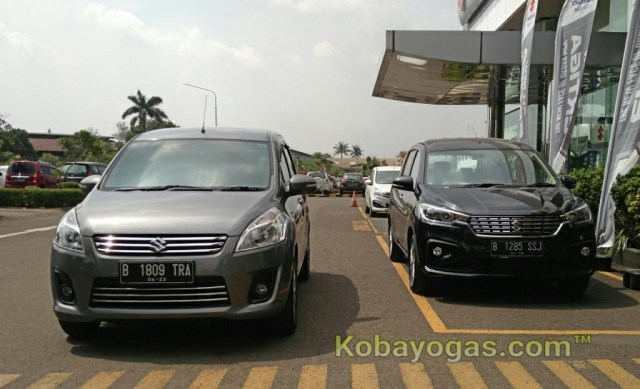 Review dan Test Drive Suzuki All New Ertiga 7