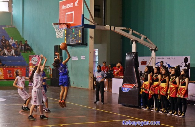 Honda Development Basketball League (DBL) West Java Series 2018 Di Cirebon 3