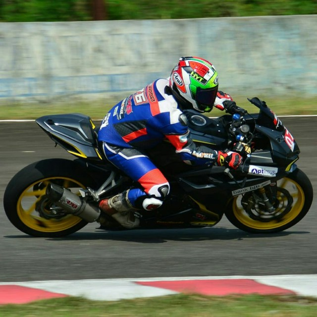 Indonesia CBR Race Day seri 2 2018