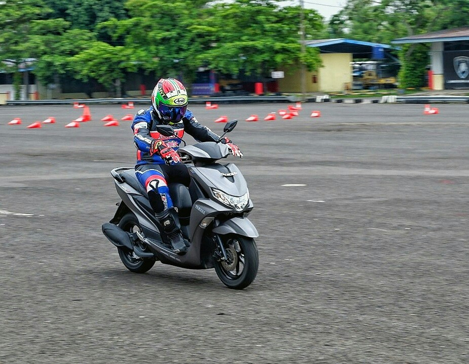 Review dan Test Ride Yamaha FreeGo 125! Ergonomi Sampai Performa