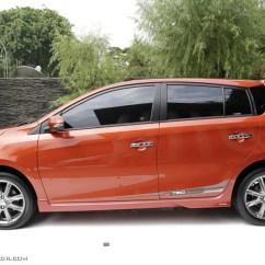 Modifikasi All New Yaris Trd Sportivo The Camry Commercial Toyota 7 Kobayogas Com