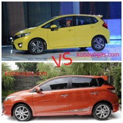 Toyota Yaris Trd Vs Honda Jazz Rs Grand New Avanza 2016 Tipe G Head To All Gk5 Part Ii Yasir 2