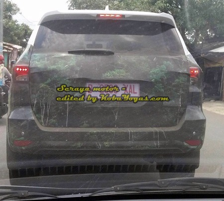 All New Fortuner 2016