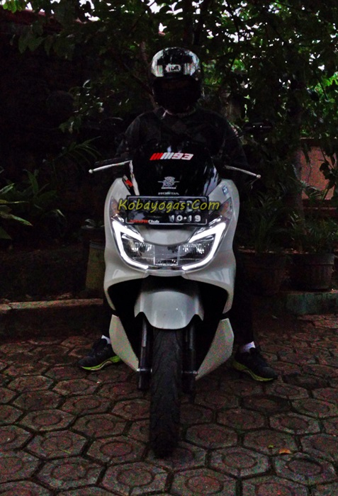New Honda PCX 150 AHO off
