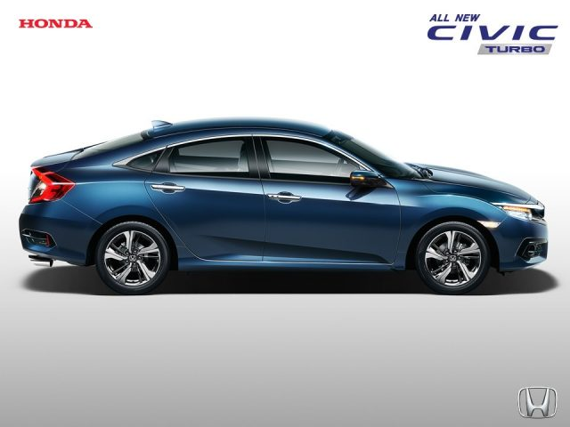 Honda Civic Turbo samping