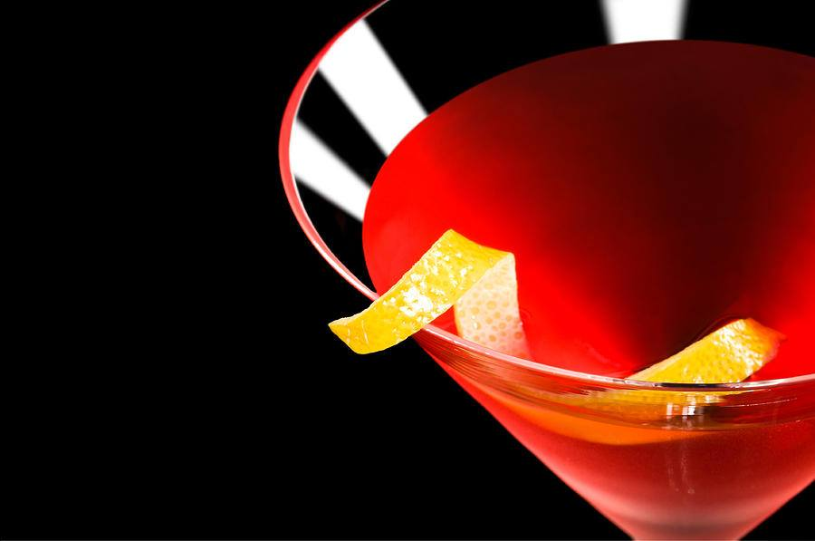 Cosmopolitan drink KoBBieciarnia