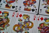 ビョルンビンブラッドデザイン ポーカートランプ 4