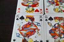 ビョルンビンブラッドデザイン ポーカートランプ 6