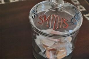 SMITH'S ポテトチップ クッキージャー 7