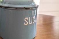 Biscuit ビスケット缶 と アンティークキャニスター2種 5