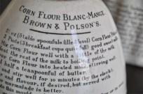 BROWN & POLSON'S 陶器モールド タイプ1 1