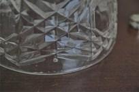 小振りで愛らしい、ガラス製ケーキドーム 6