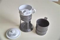 英国 GRIMWADE社製 離乳食を作られていたと言われています。陶器と金属のレアなセット。2