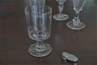 小さなガラス器 その4