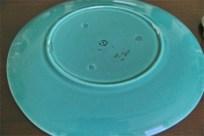 Stig Lindbergの飾り皿 Piazzaシリーズ 1960年製 2