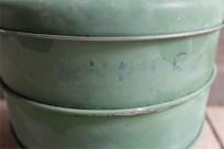 英国 TALA (タラ) 社 3段のケーキ缶 ペイントにムラの難があります。1