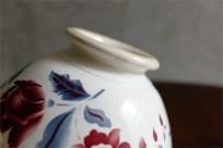 カフェオレボウル その29 DIGOIN(ディゴアン) 薔薇などの花模様