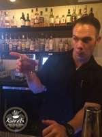 Bar Manager Mark Mangold
