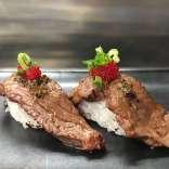 Kobe Beef Nigiri