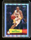 2007-08 Topps Chrome KOBE BRYANT 57 Variation Lakers #24 265/999 Refractor