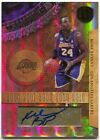10-11 Gold Standard Kobe Bryant Autograph Gold Rings Signatures Auto #/49