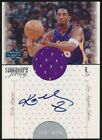 2000 UD PROS & PROSPECTS KOBE BRYANT SIGNATURE JERSEY AUTO AUTOGRAPH SP LAKERS!