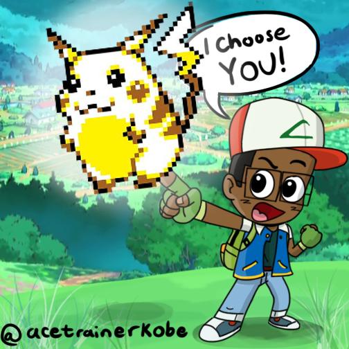 Ace Trainer Kobe