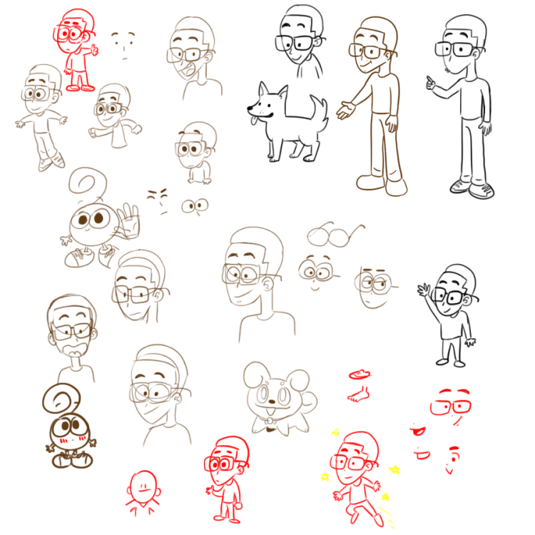 Some other sketches-0