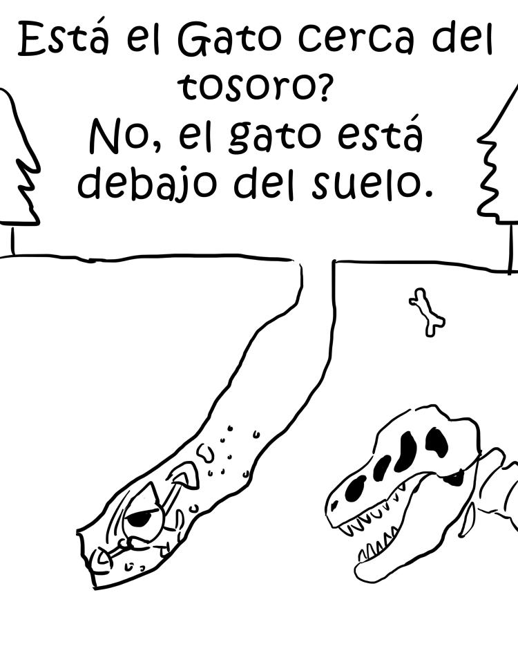 El Tesoro Del Gato (3)