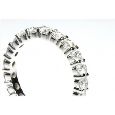 12.00 CT Platinum Diamond Emerald Cut
