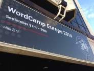 WordCamp Europe.