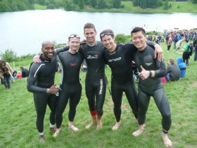 Breaking 2:30 Part #2: Blenheim Palace Triathlon Post Match Analysis