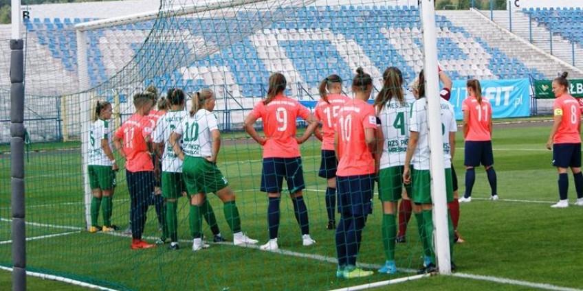 Podsumowanie 4 Kolejki  Kobiecapilkapl  Piłka Nożna Kobiet
