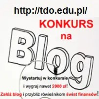 Tydzień dla Oszczędzania - konkurs na blog