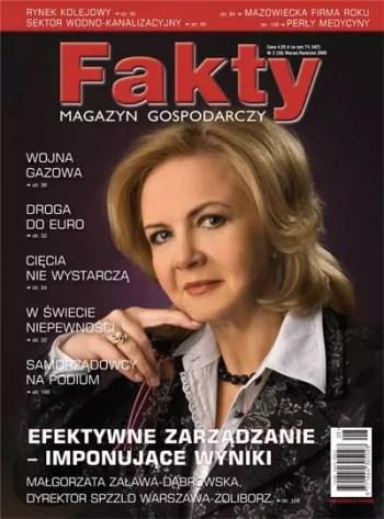 Fakty - magazyn gospodarczy