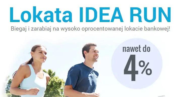 Lokata Idea Run