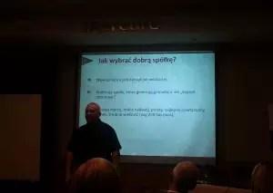 Wykład Andrzeja Dadełło o inwestowaniu długoterminowym podczas Konferencji Profesjonalny Inwestor