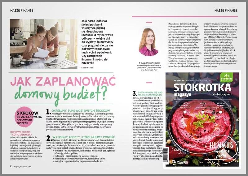 Magazyn Stokrotka