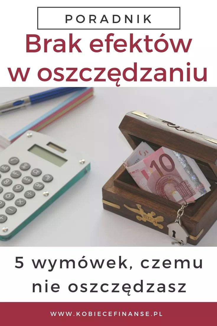 Dlaczego Polacy nie oszczędzają?