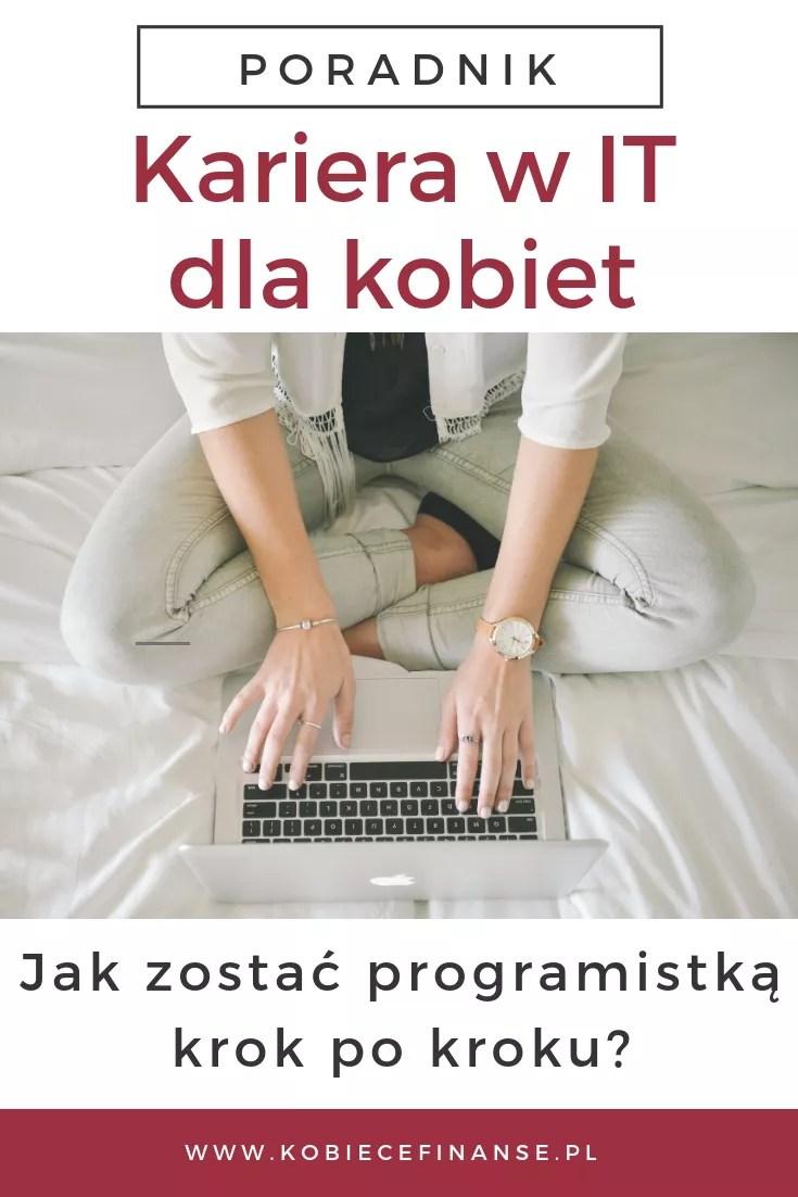 Nauka programowania dla kobiet