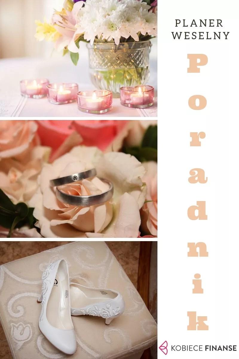 Planer weselny do pobrania - blog kobiece finanse. W środku planera ślubnego m.in.:  arkusz do listy gości; arkusz menu weselnego; przewodnik po sukniach ślubnych; garść porad. Pobierz organizer ślubny z bloga Kobiece Finanse! #ślub #wesele #wedding #planning #weddingplanner #planer #planerślubny #planerweselny #organizer #organizerślubny #organizerweselny #diy #freebie #gratis #ebook #poradnik