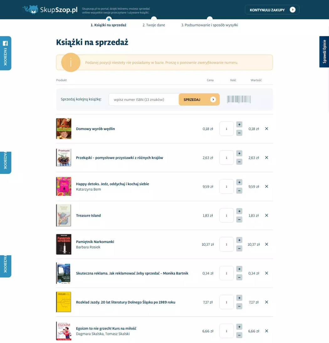 Gdzie sprzedać książki? Skupszop.pl - internetowy skup książek