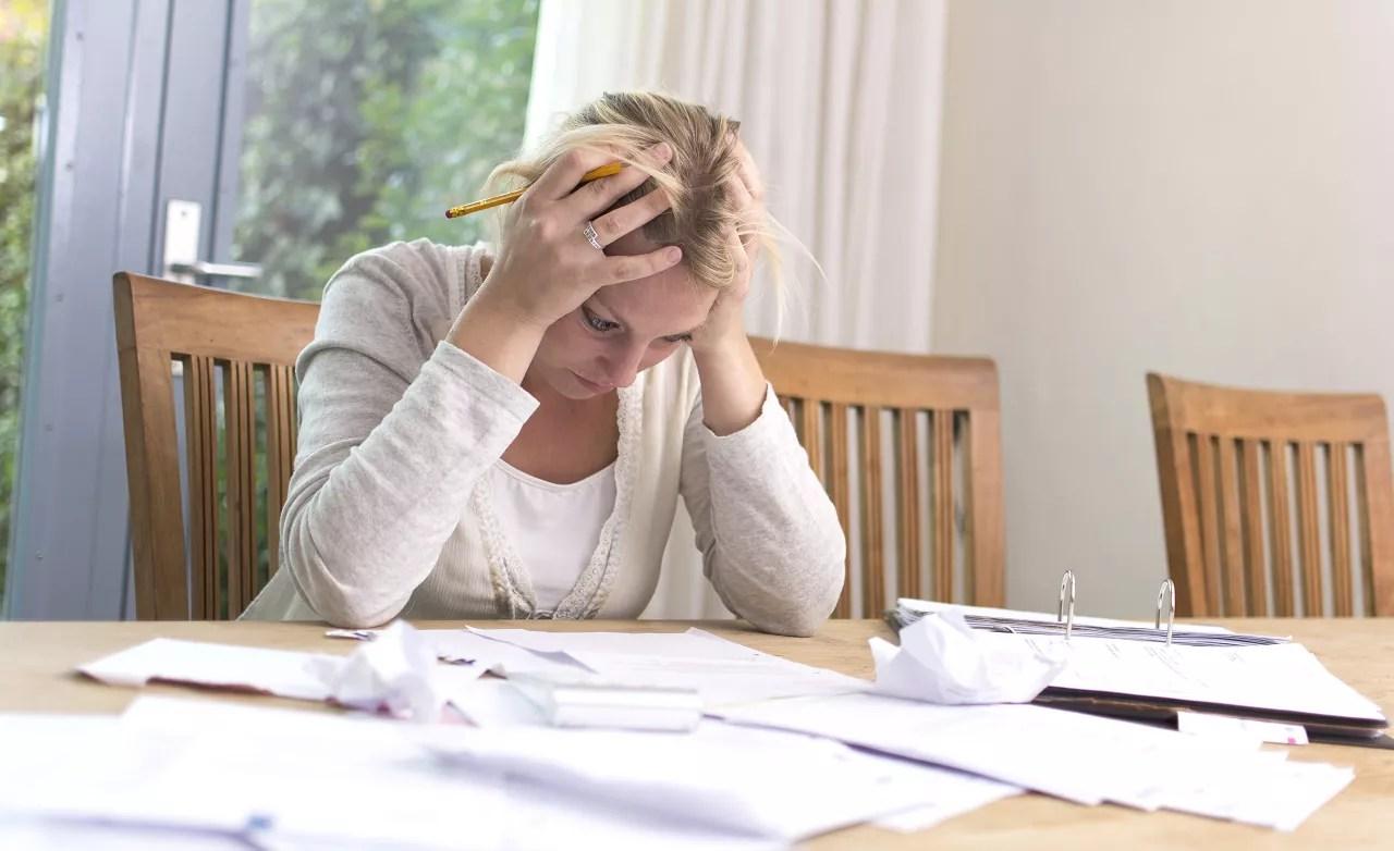 12 powodów stresu finansowego