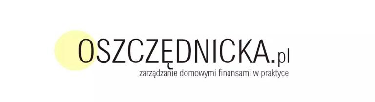 Blog o oszczędzaniu Oszczędnicka - logo - kobiece blogi finansowe
