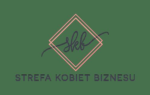 Strefa kobiet biznesu - logo bloga biznesowego dla kobiet