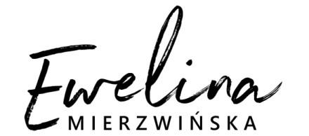 Ewelina Mierzwińska - glog biznesowy - logo
