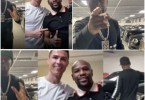 Checkout the New Cars Added By Mayweather N Cristiano Ronaldo - Video