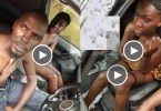 Netizens Reaction To Couple Doing The Do In A Car - Video