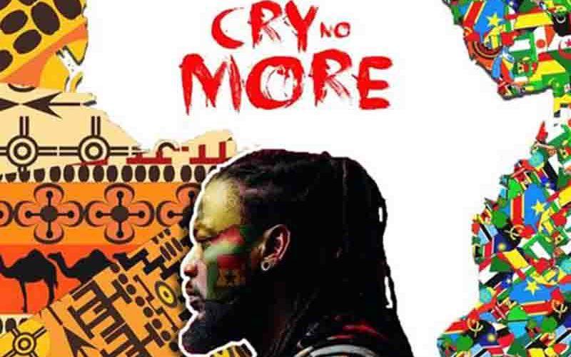 Samini – Cry No More (Prod By Loud City)
