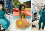 Silindile Ntuli, De Trending Nurse With Huge Backside - Watch N Read